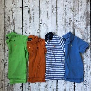 🌿Polo Ralph Lauren Short Sleeve Boy Shirts 3T